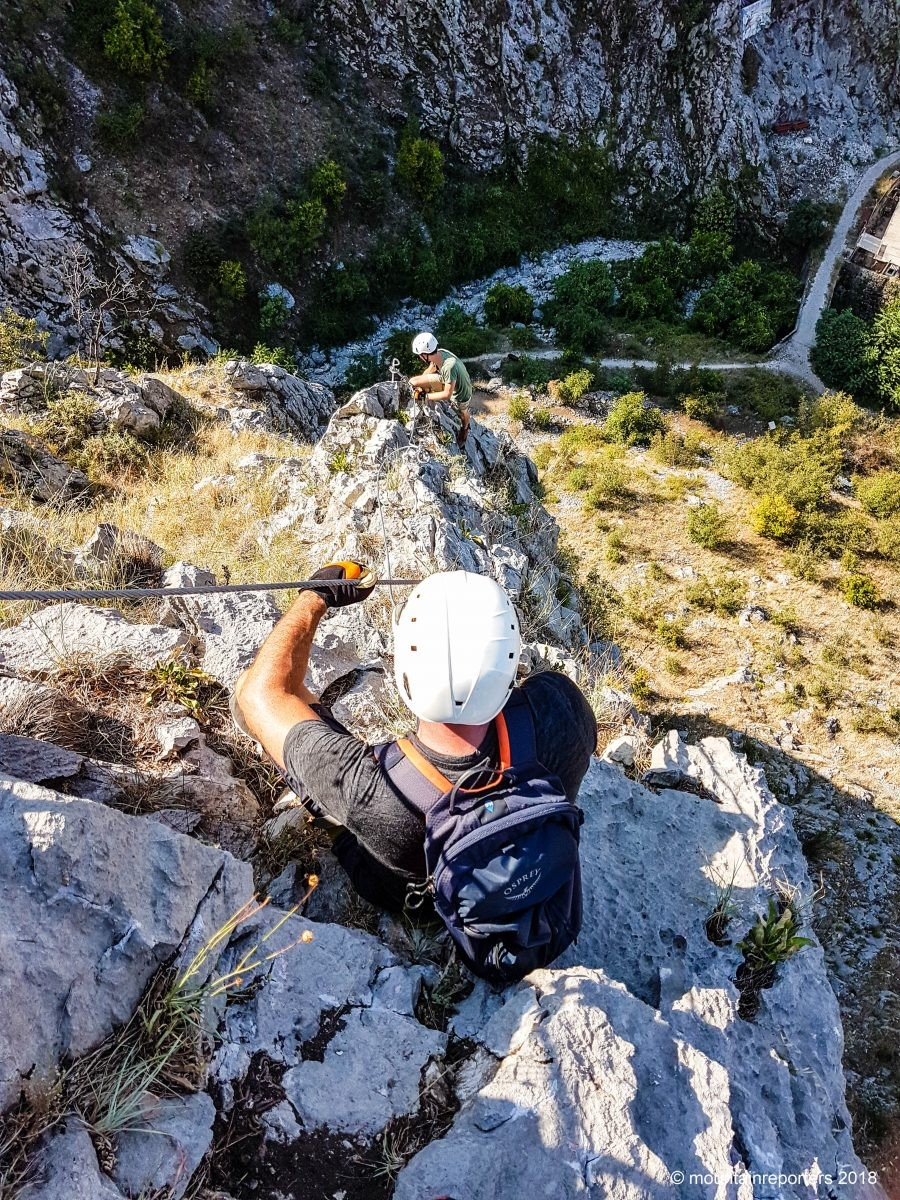 Via Ferrata Kotor