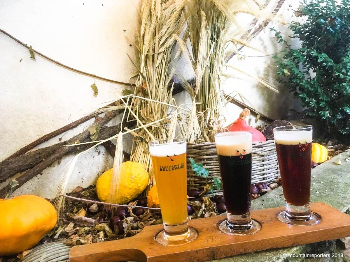 Heerlijke bierproeverij bij Brouwerij van Bellevaux