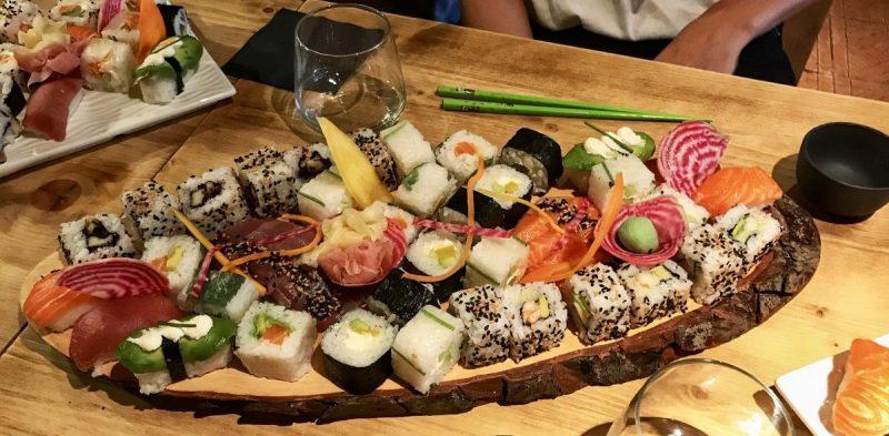 Aanrader: Sushi Fumi!