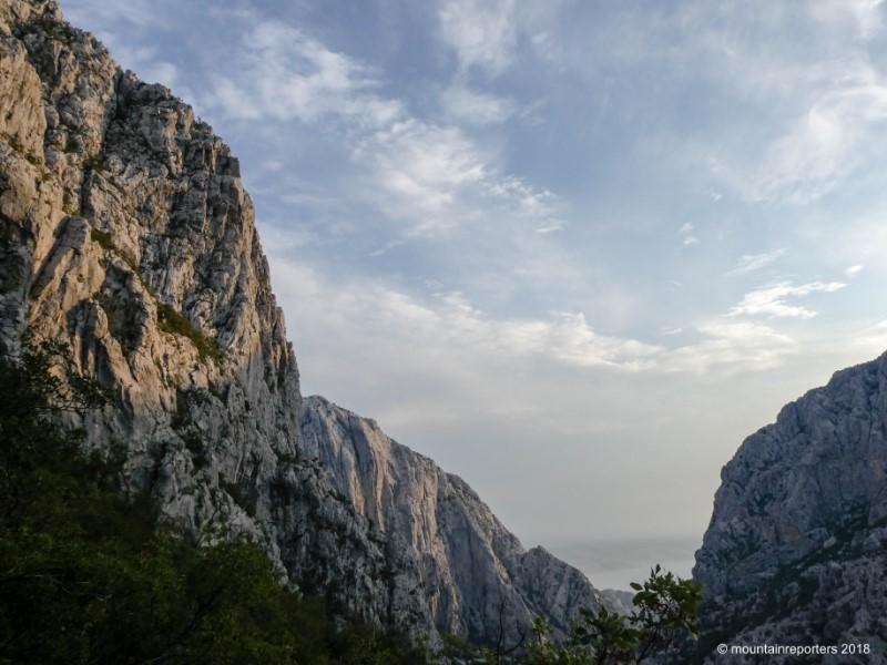 Hiking Kroatie