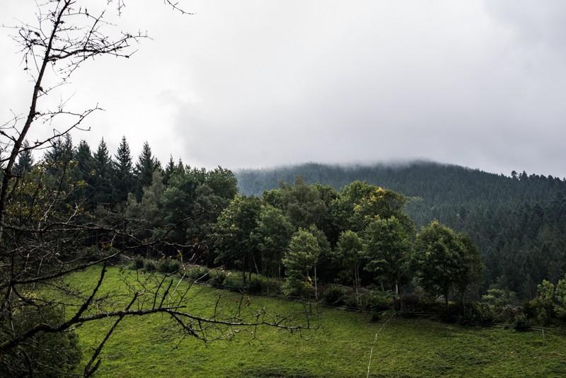 Lucht en landschap zijn hier in balans - het kan nét | Foto: Manja Herrebrugh, Mountainreporters
