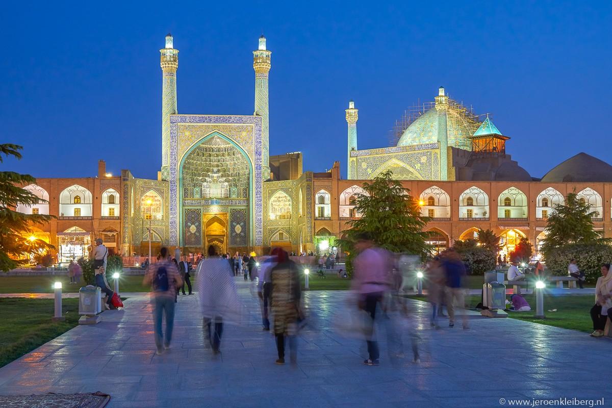 Naghsh- e Jahan in Isfahan