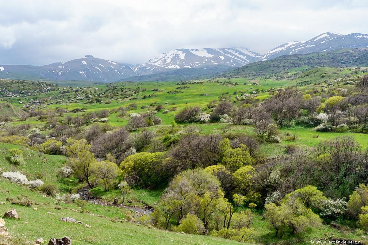 Fietsen Armenie
