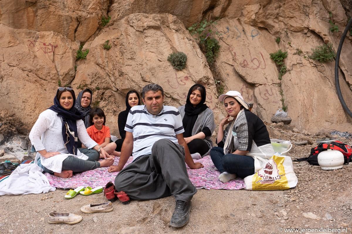 Iraanse familie