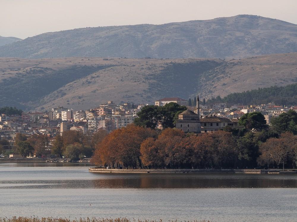 Ioannina kasteel citadel