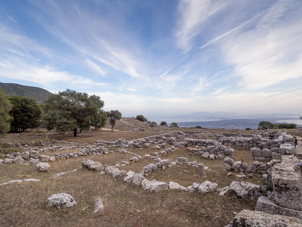 Epirus Cassope theater