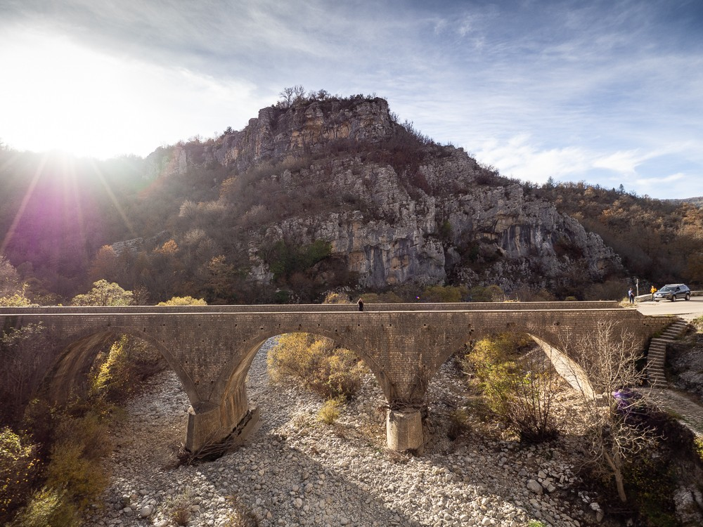 Zagori Kokoris brug