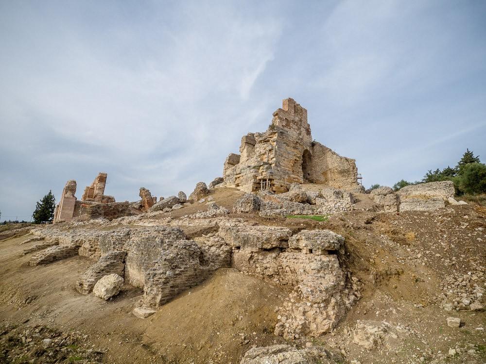 Epirus theater Nicopolis