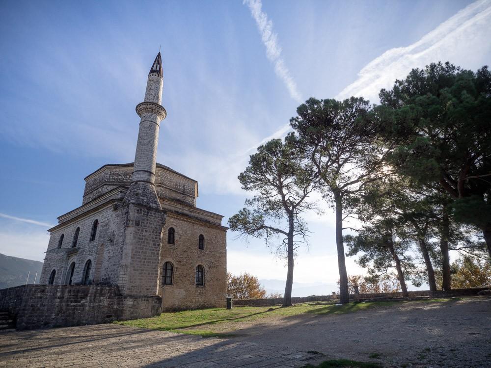 Ioannina kasteel Fethiye moskee