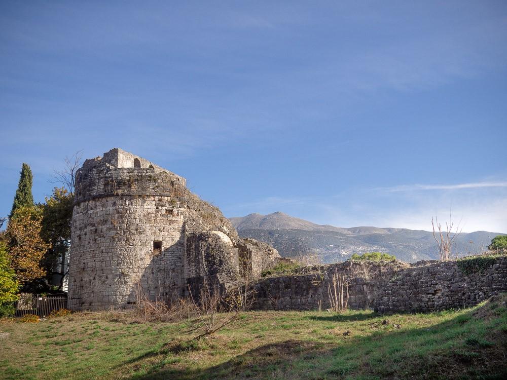 Ioannina kasteel Epirus