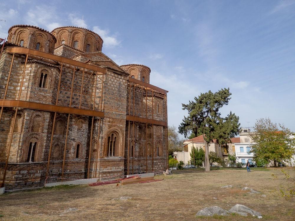 Panagia Parigoritissa kerk Arta