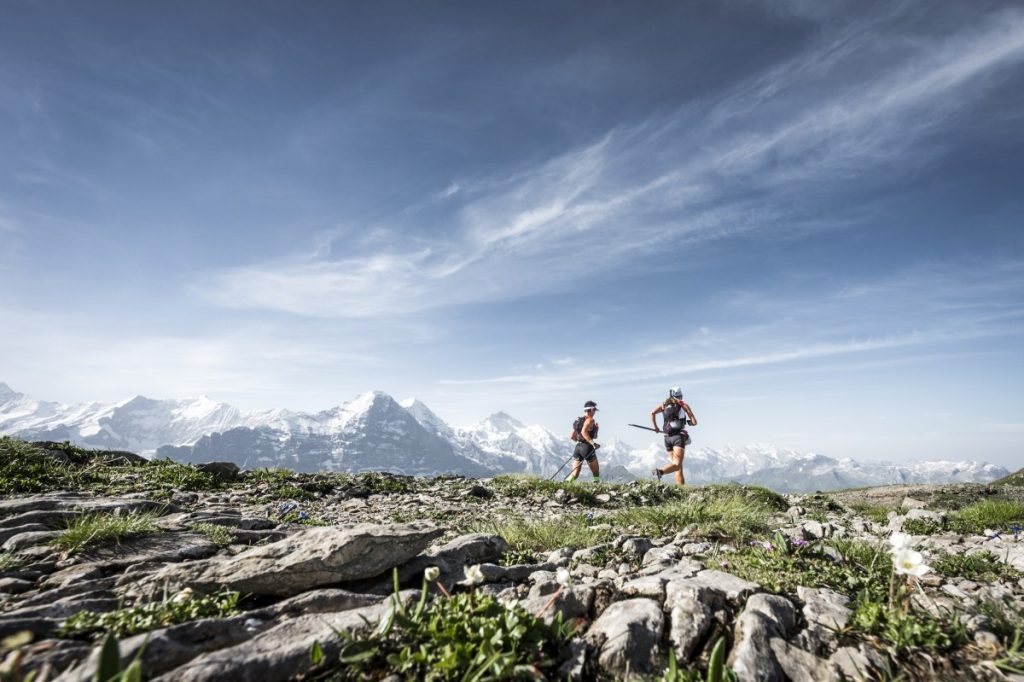 Eiger trail - trailrunning - mountainreporters