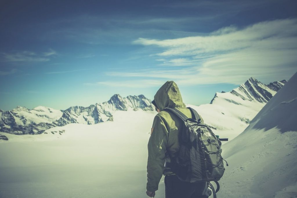 Mountainreporters sneeuwschoenwandelen