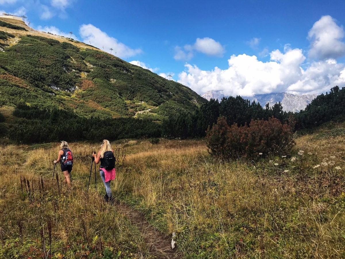 Hiken in Andalo