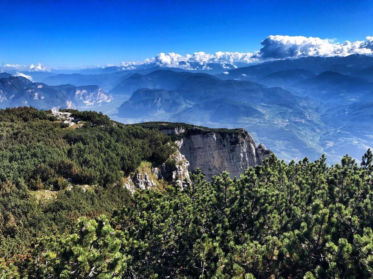 Een waanzinnige omgeving, Sentiero delle Aquila