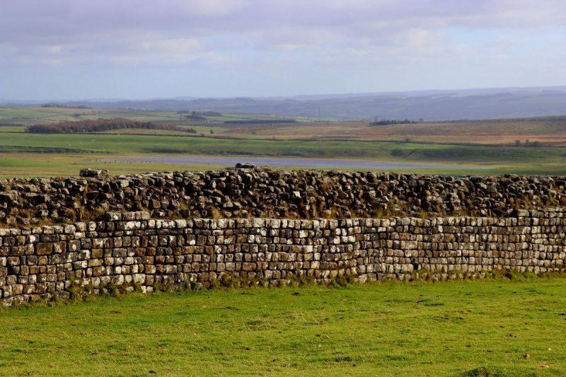 Hadrian's Wall wandelen