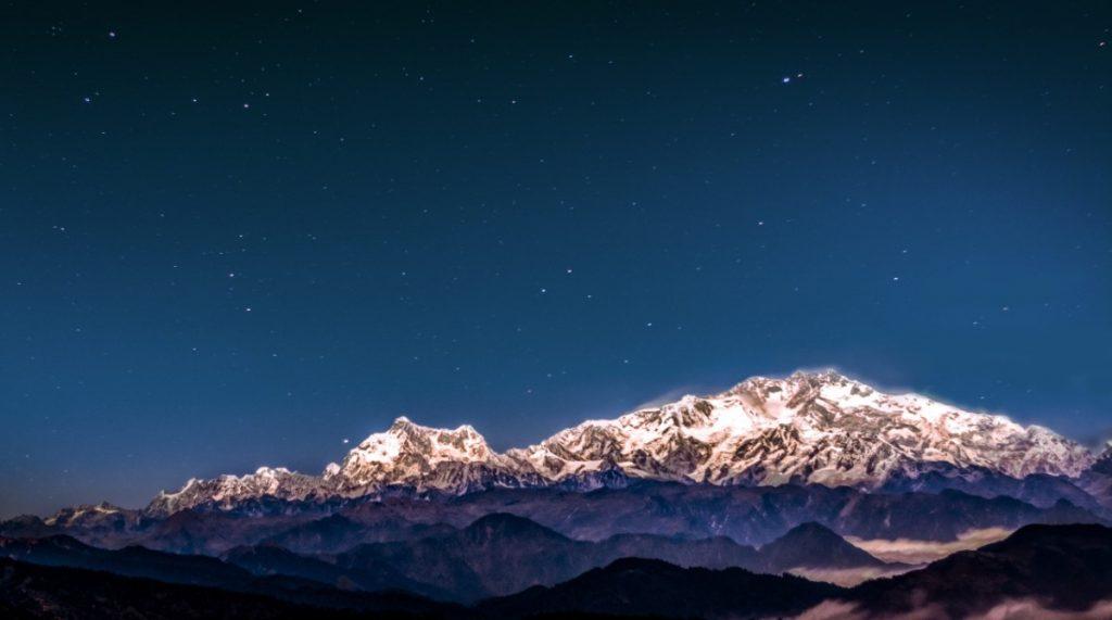 hoogste bergen