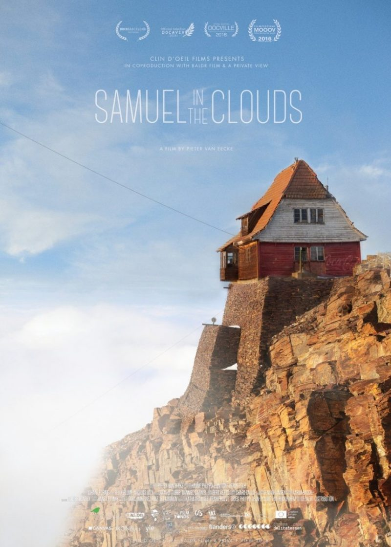 Filmposter Samuel in the Clouds