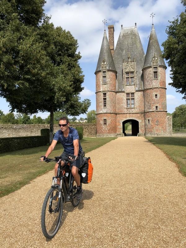 Ze is vermeld op de zijn op de lijst van Mooiste Kastelen van Normandië.