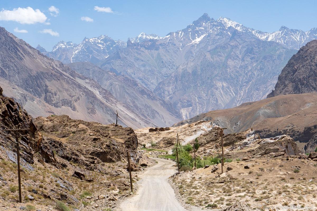 Pamir Highway Tadzjikistan
