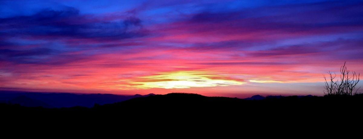 Zonsondergang © André de Jel