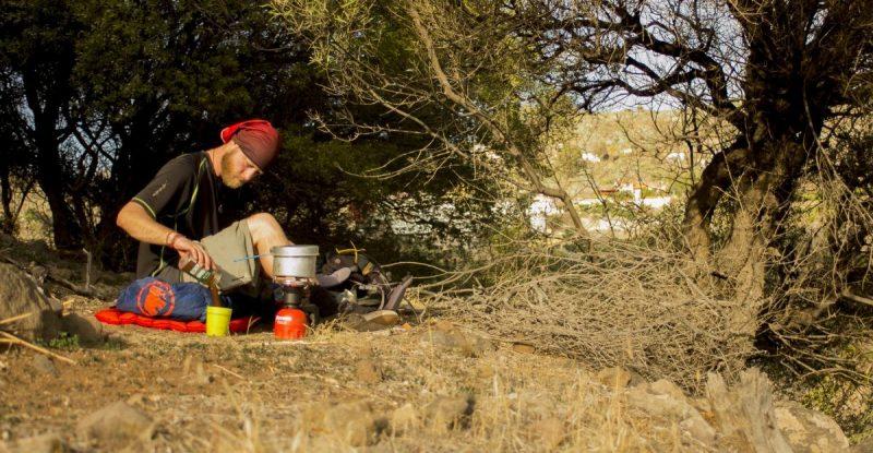 Wildkamperen op Gran Canaria