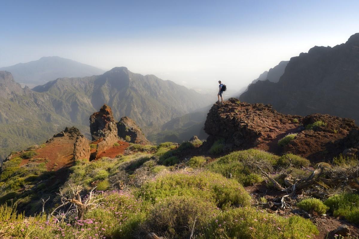Vulkenenroute La Palma