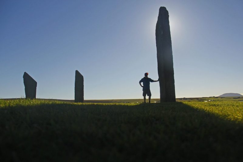 "De ""Standing Stones of Stenness"" Foto: Erwin Zantinga"