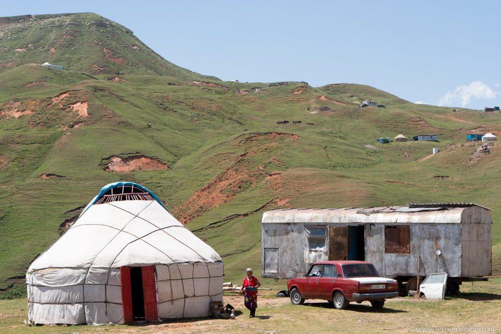 Yurt Kyrgyzstan