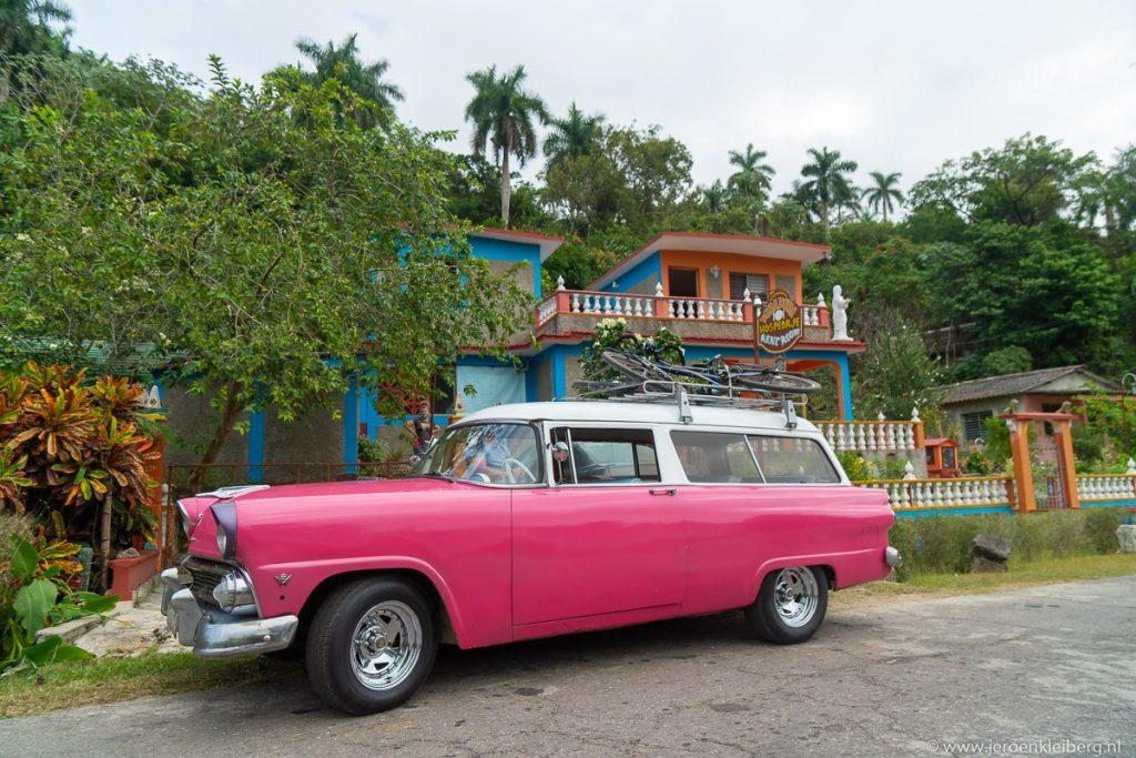 Klassieke auto Cuba