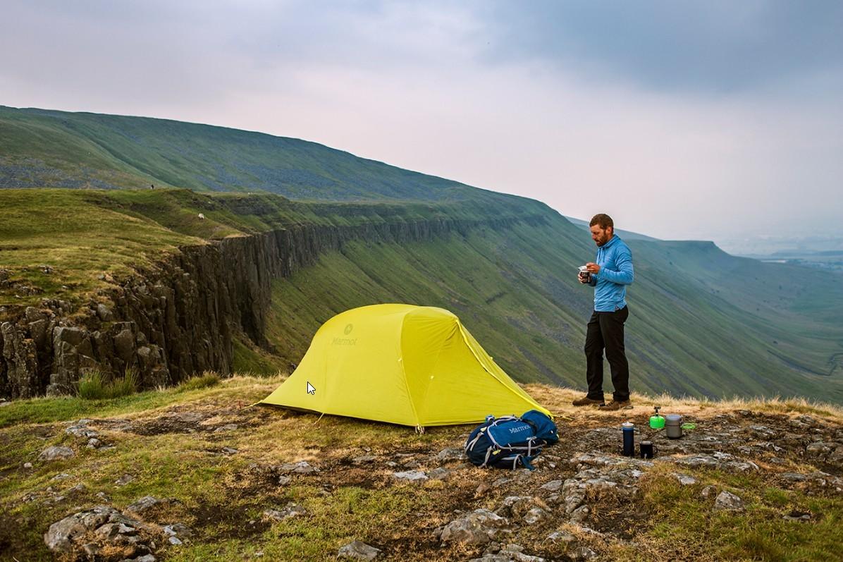 Bed & Breakfast of kamperen in het ruige landschap? JIj kiest!
