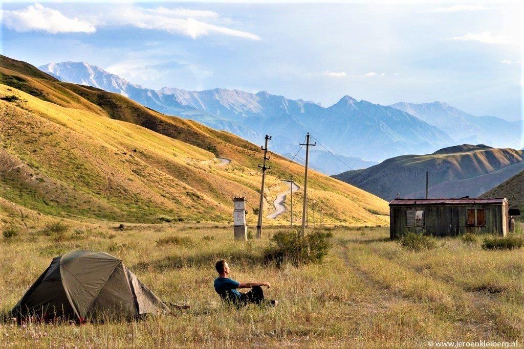 kaalgevreten kirgizië