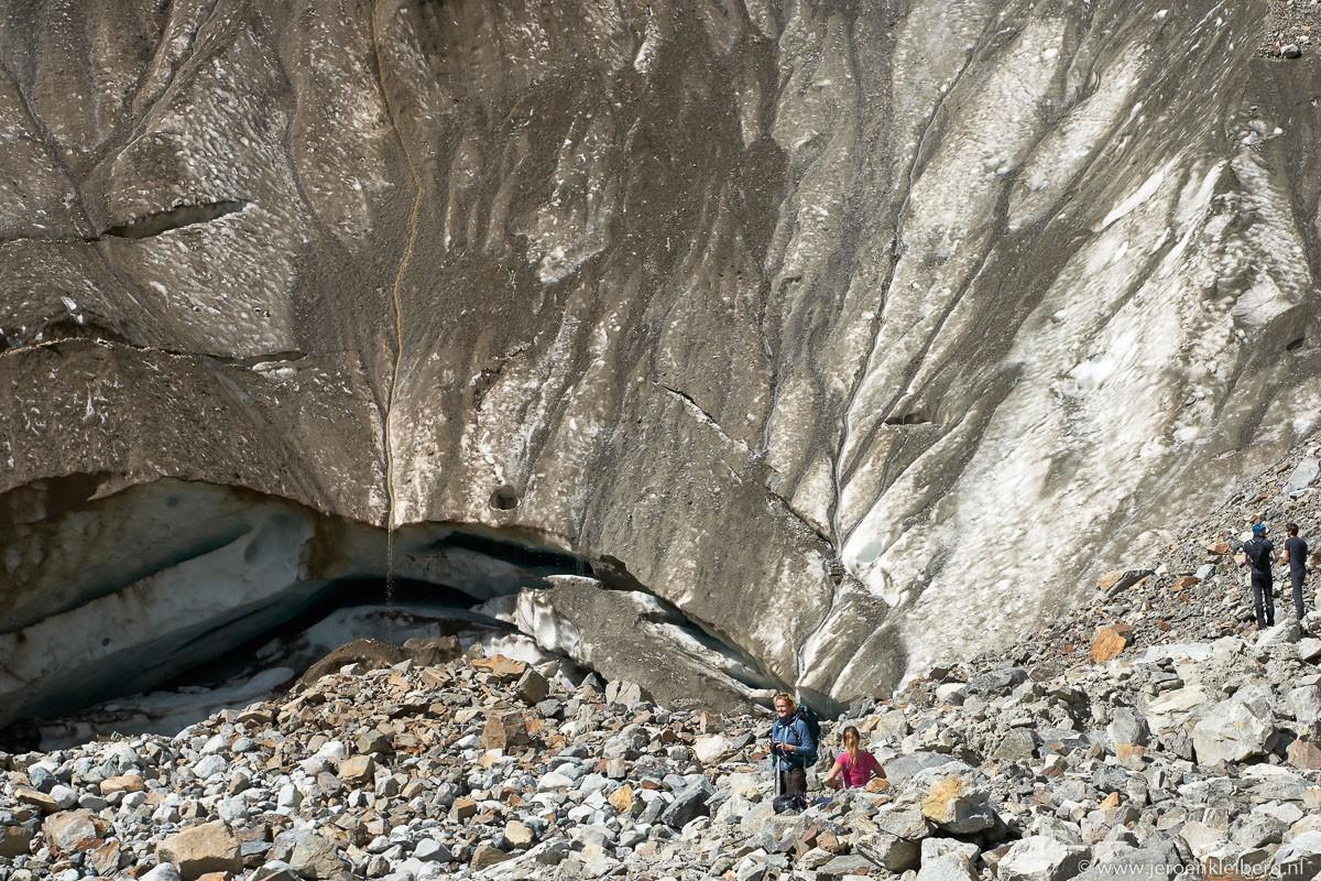 Chalati gletsjer georgie