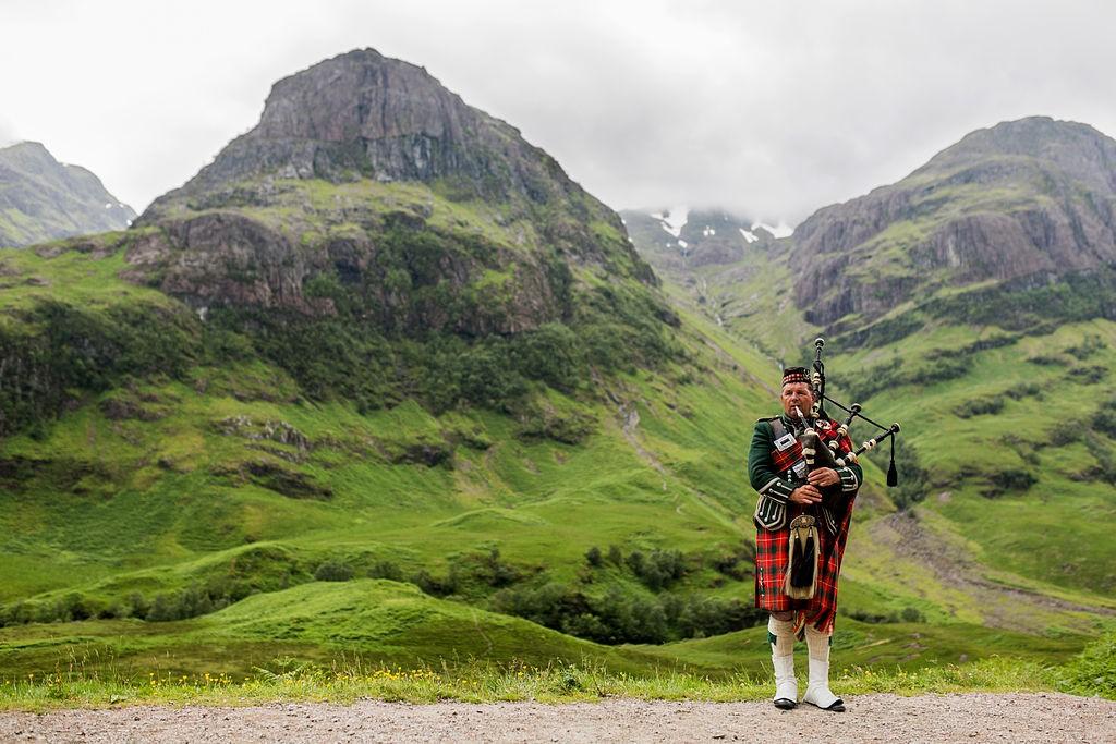 Veel Schotser dan dit krijg je het niet!