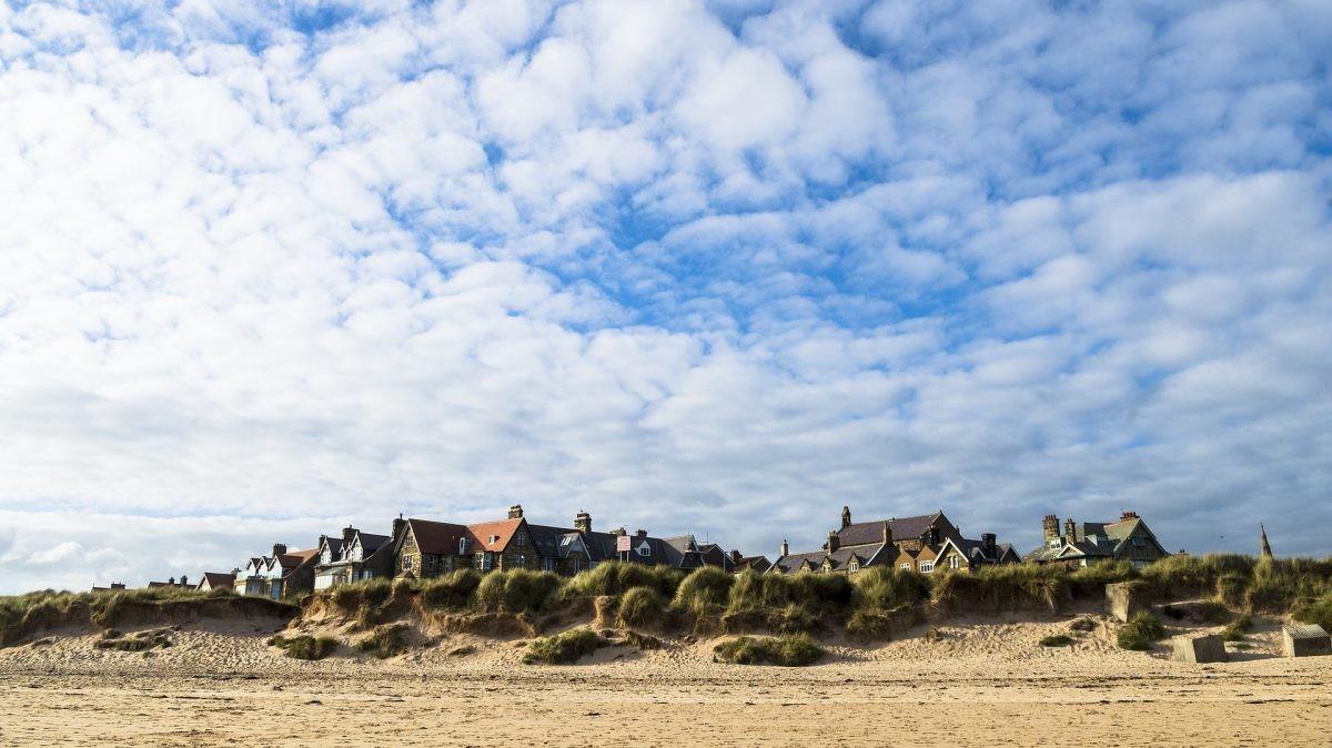 Norhumberland Coast - Alnmouth
