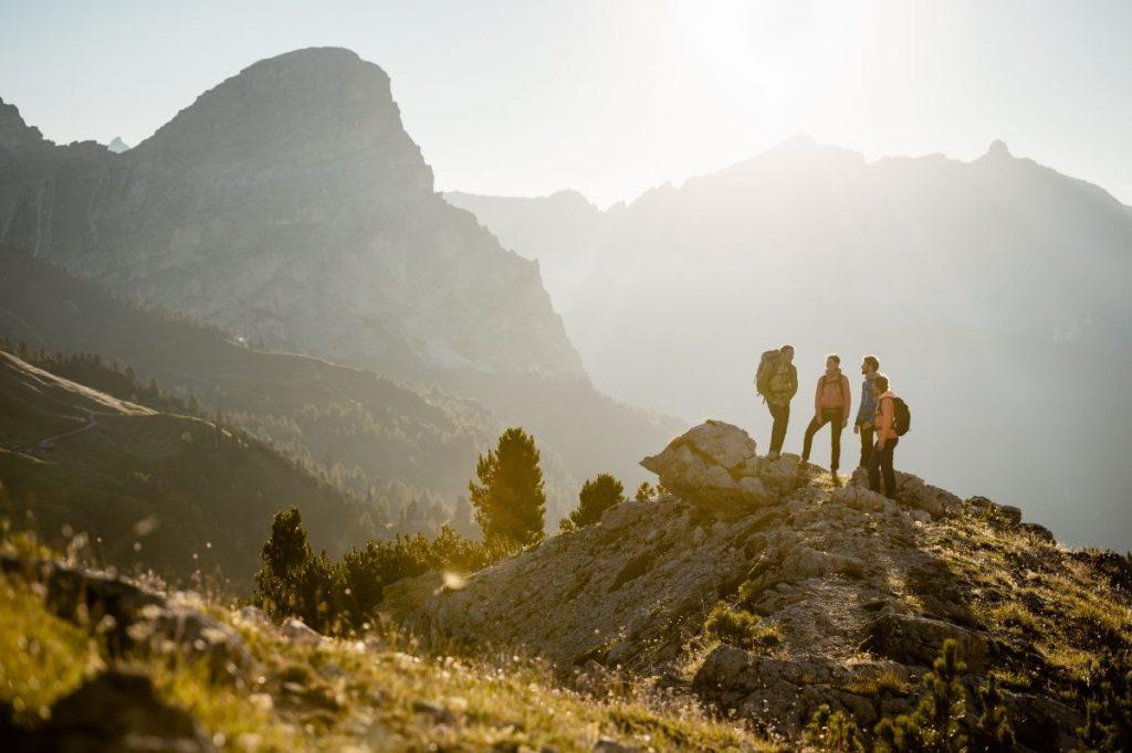 Driehonderd zonnige dagen per jaar Copyright: Alta Badia Brand,Alex Moling