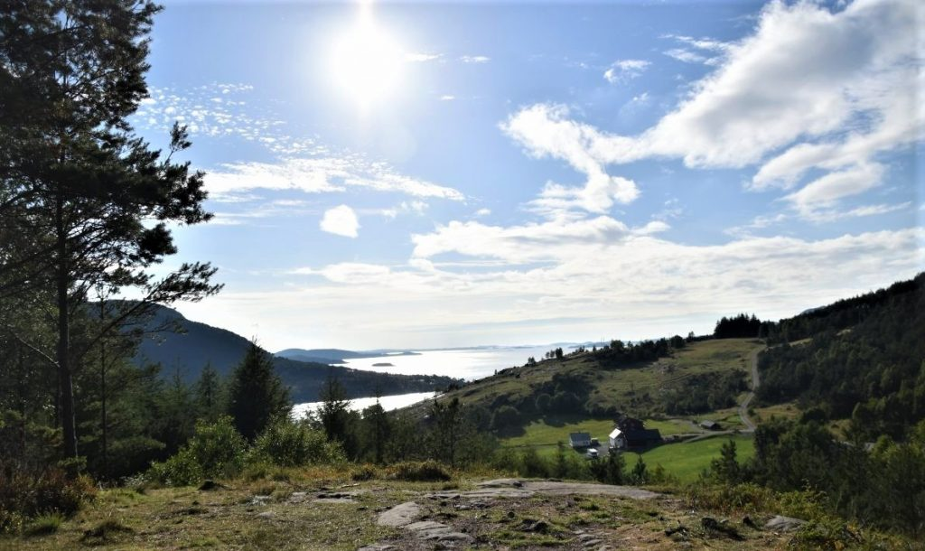 Camper Noorwegen