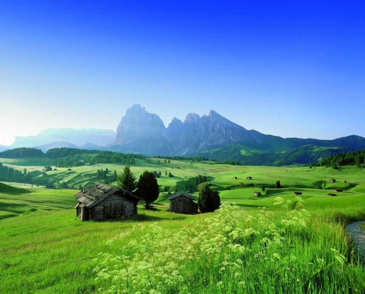Maak een huttentocht door de Dolomieten (foto: IDM Suedtirol, Clemens Zahn)