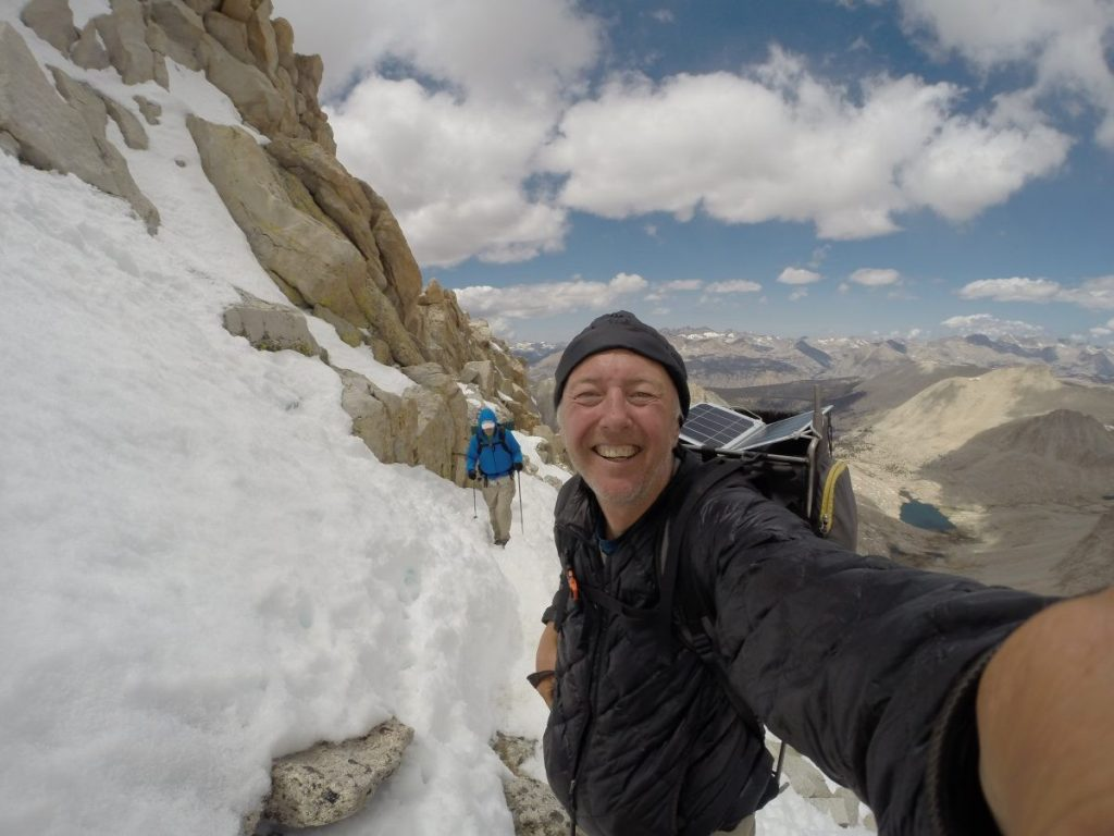 Beklimming van Mount Whitney -PCT © André de Jel