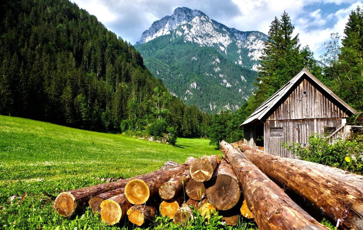 Prachtig rijden én wandelen in de Alpen