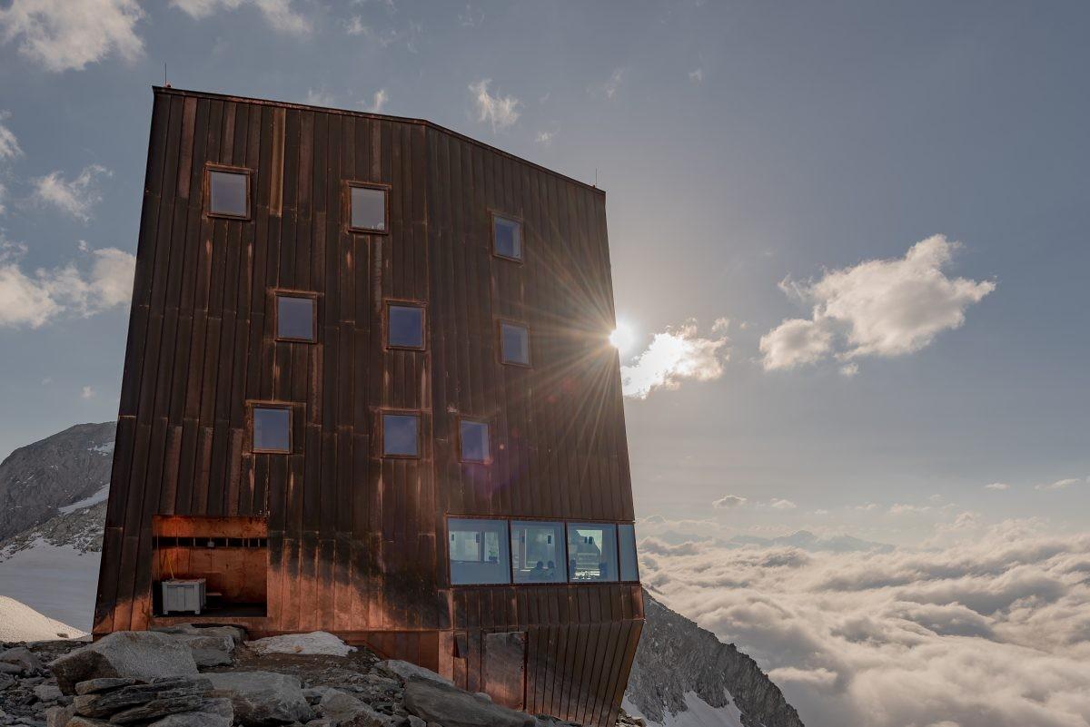 Schwarzensteinhütte (© Alfred Stolzlechner)