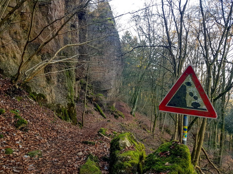 Wandelen in Gerolstein