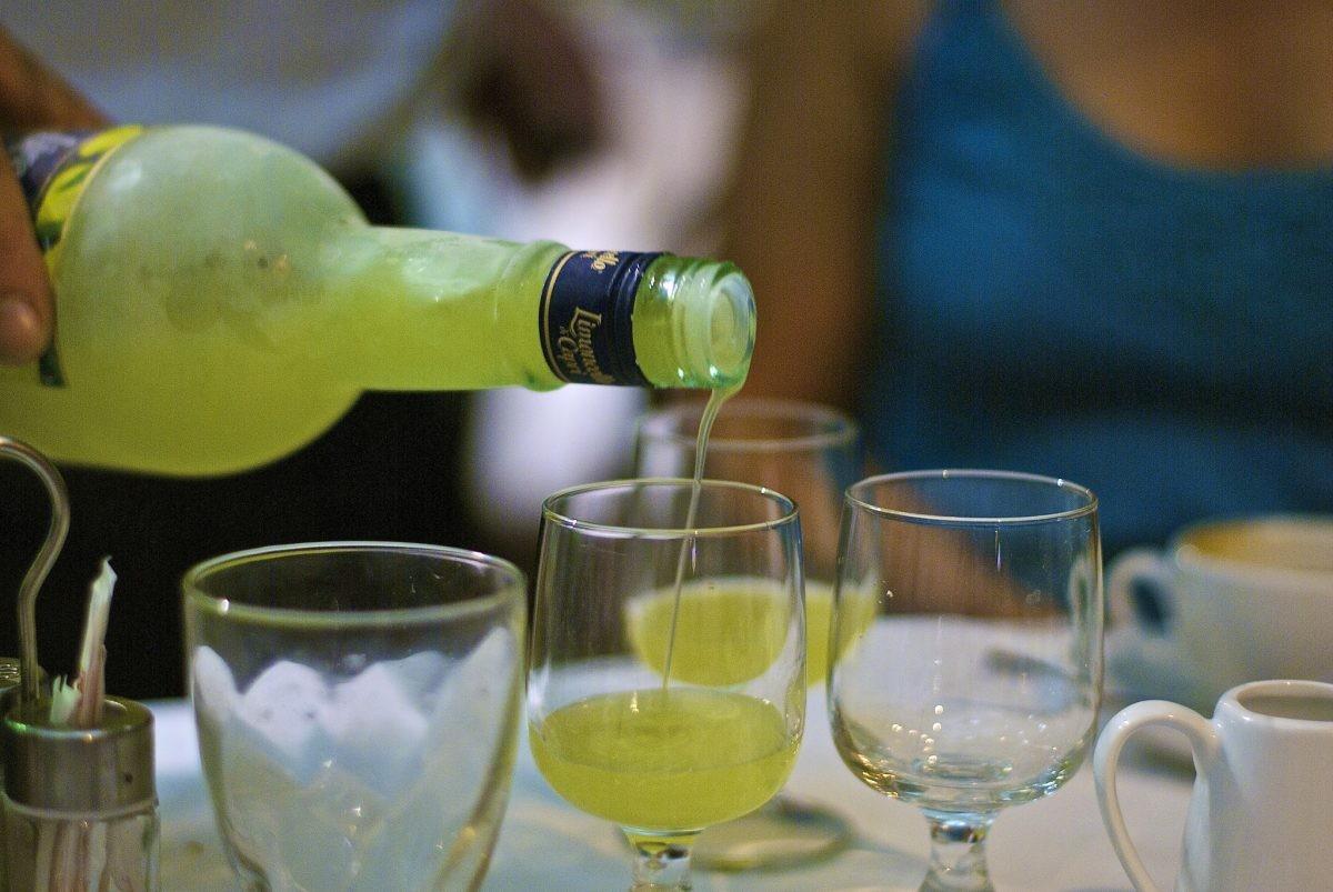 Tijd voor een glaasje Limoncello - Foto: PHAROS REIZEN