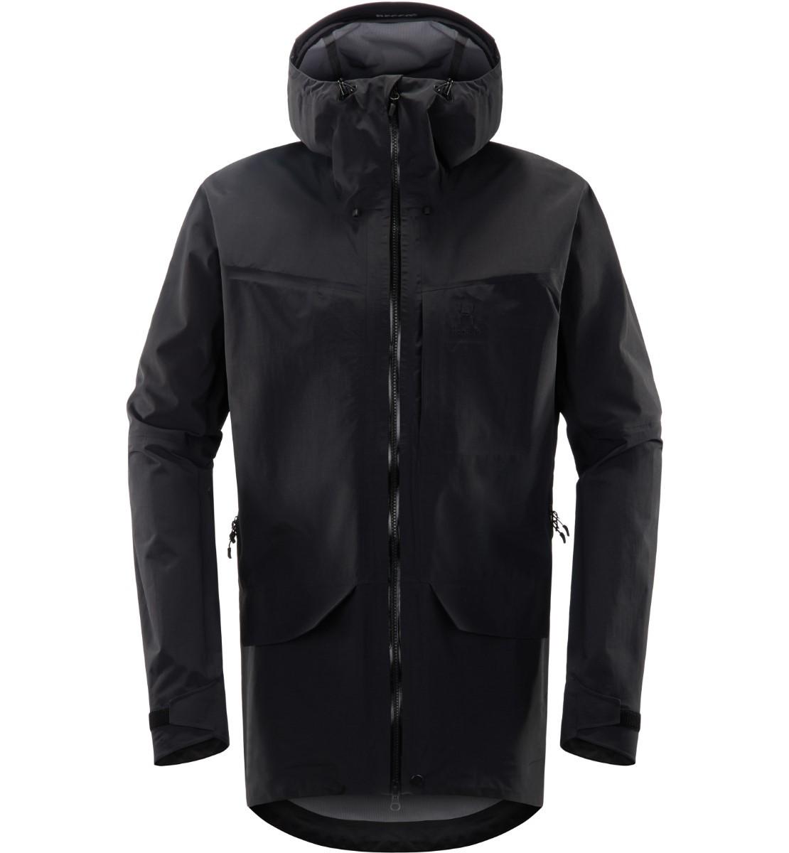 Grym Evo Jacket Men_true black
