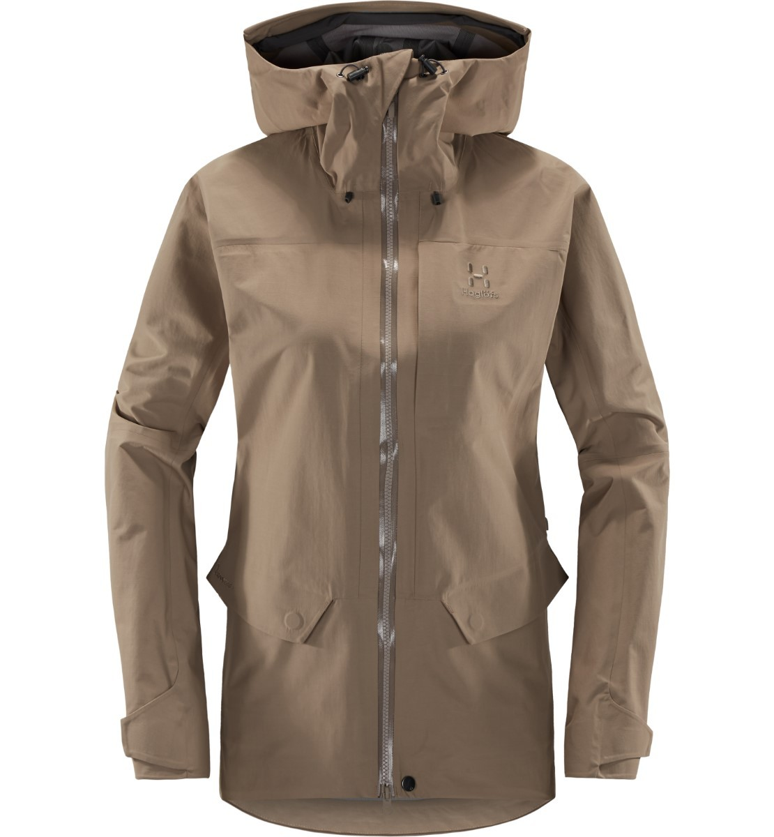 Grym Evo Jacket Women_dune