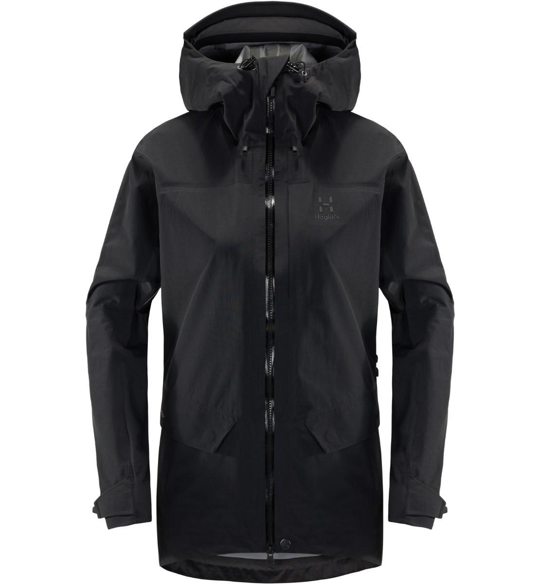 Grym Evo Jacket Women_true black