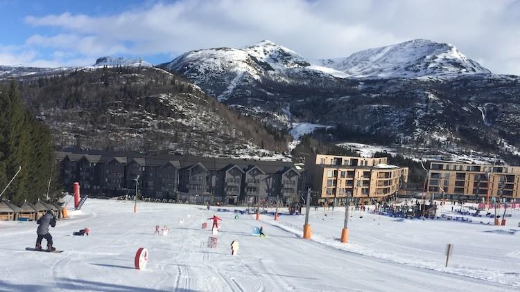 Ski-in/ski-out Alpin Lodge Hemsedal Noorwegen