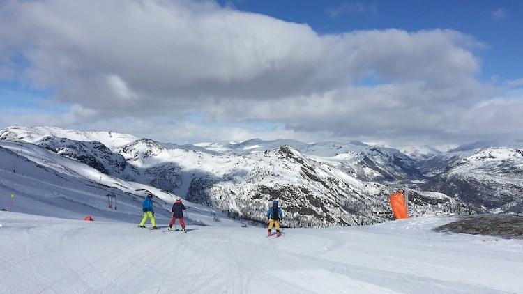 Prachtige uitzichten in Hemsedal Noorwegen