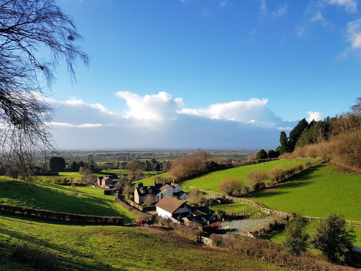 Cheshire is een graafschap in het noordwesten van Engeland. Zie je jezelf hier al doorheen rijden? - Foto: PHAROS REIZEN