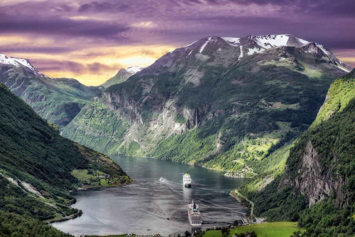 Adembenemend mooi: de fjorden - PHAROS REIZEN